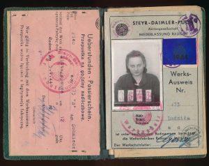 Kolekcjonerski rarytas: okupacyjna legitymacja FB Radom