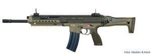 Gdyby HK G36 i HK416 miały dziecko, to byłby nim HK 433
