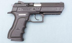 Pistolet IWI Jericho 941 PL: Powrót z dalekiej podróży