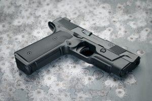 Pistolet Hudson H9