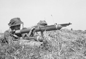 PIAT: Projector, Infantry, Anti-Tank, Mk. I