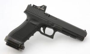 Dobrany duet: Docter Sight TS IPSC w parze z Glockiem 34 Gen4 MOS
