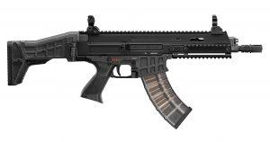 GIGN kupuje CZ807 Bren 2 – na nabój 7,62 mm × 39