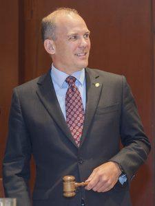Pete Brownell nowym przewodniczącym NRA