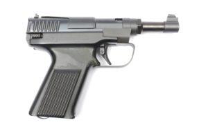 Carlsson, wy znowu paliliście to świństwo – czyli pistolet m/GF