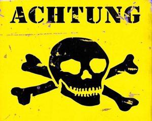 Walther ostrzega