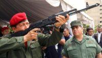 Wenezuela nadal bez AK-103