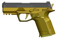 """Pistolet """"Żołnierza Przyszłości"""": PE z WAT-WITU"""