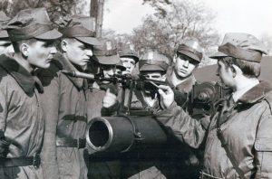 GN: 7,62 mm karabinek-granatnik wz. 1960 i1960/72