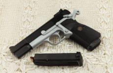 Le pistolet Grand Cru czyli koronki są zBrabancji, apistolety zLiége