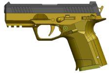 """Pistolet """"Żołnierza Przyszłości"""": PE zWAT-WITU"""