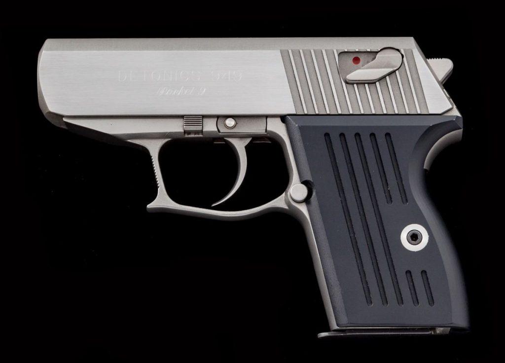 Detonics Pocket 9 – pistolet niebanalny
