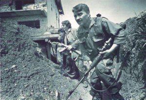 Kałach onumer większy: karabin wyborowy Zastava M76