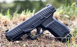 Nowy pistolet Arexa