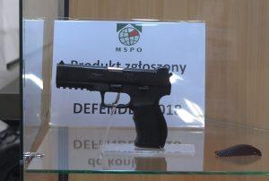 Salon wKielcach – pistolety, karabiny istrzelnice