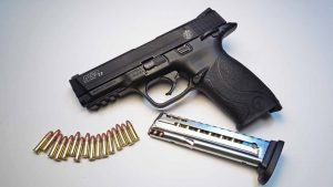 Smith & Wesson M&P22: pierwsza jaskółka